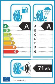 Das EU-Label zur Reifenkennzeichnung