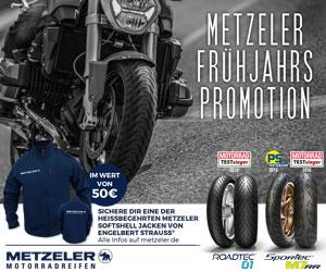 Metzeler Frühjahrs Promotion