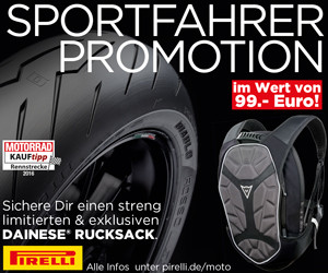 Pirelli Sportfahrer Promotion